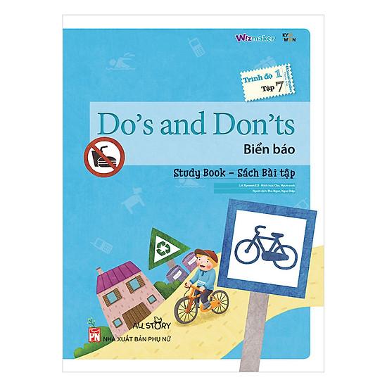 All Story - Do's And Don't - Biển Báo - Trình Độ 1 (Tập 7)