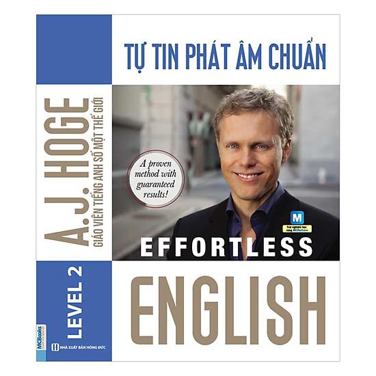 [Download sách] Effortless English - Tự Tin Phát Âm Chuẩn