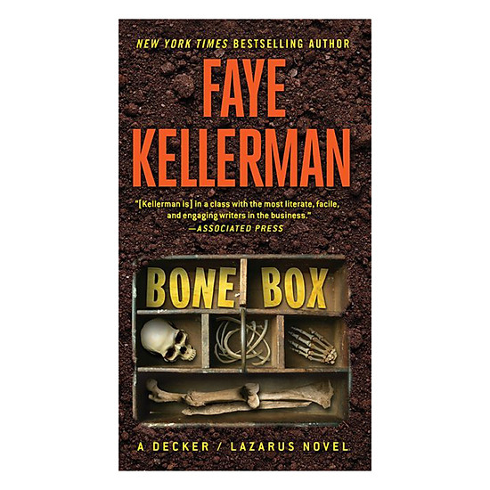 [Download Sách] Bone Box: A Decker / Lazarus Novel