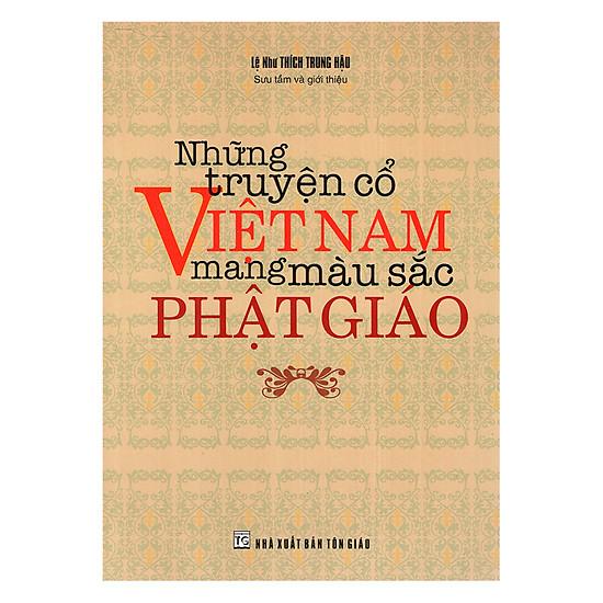 Những Tuyện Cổ Việt Nam Mang Màu Sắc Phật Giáo