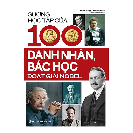 Guơng Học Tập Của 100 Danh Nhân Bác Học Đoạt Giải Nobel