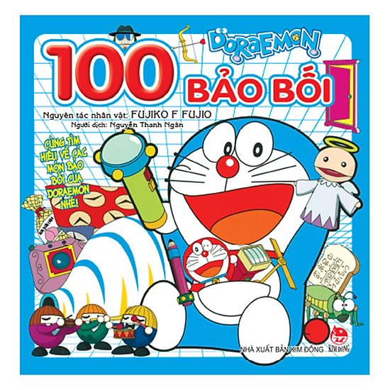 Doraemon 100 Bảo Bối
