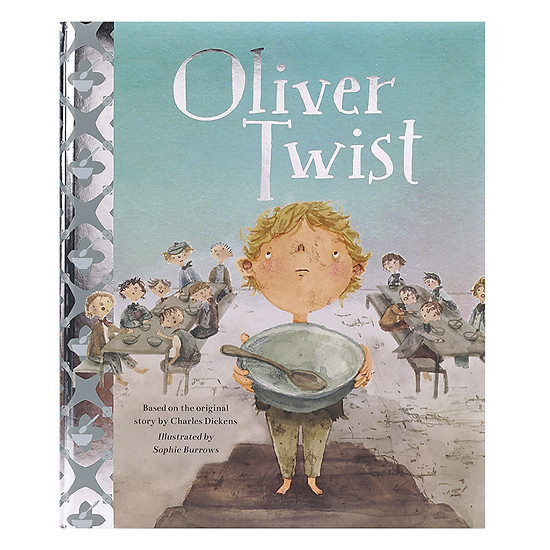 Oliver Twist - Padded Picture Book