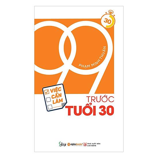99 Việc Cần Làm Trước Tuổi 30