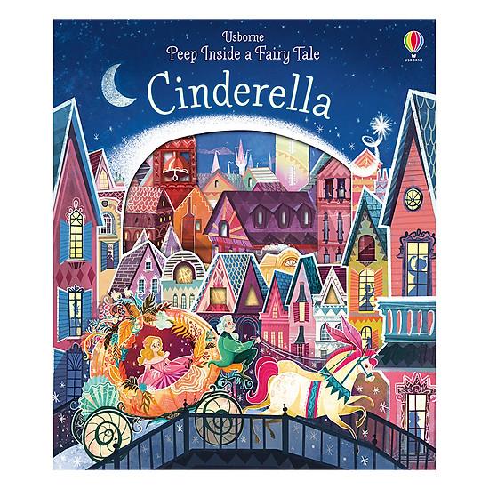 Usborne Peep Inside A Fairy Tale: Cinderella