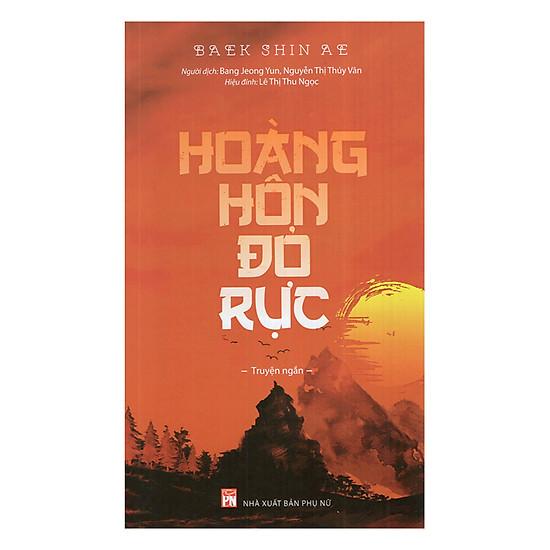 [Download Sách] Hoàng Hôn Đỏ Rực