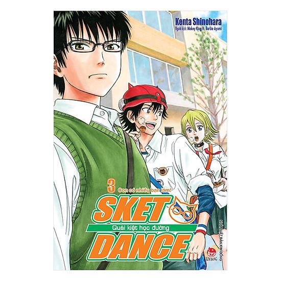 Sket Dance - Quái Kiệt Học Đường (Tập 3)