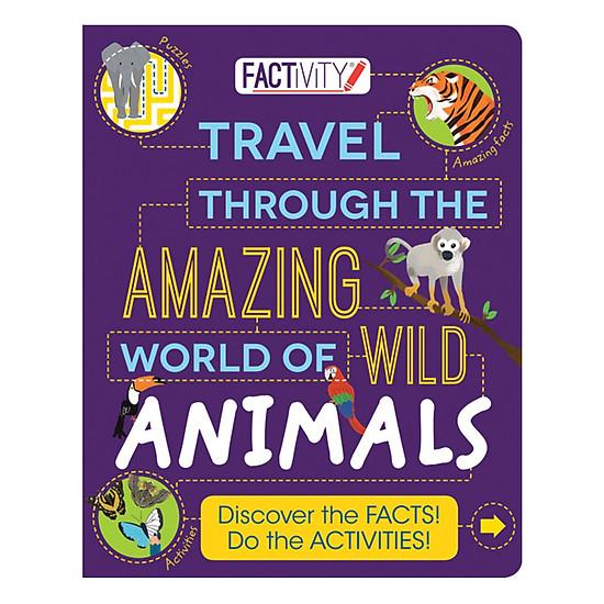 Factivity - Travel Through The Amazing World Of Wild Animals