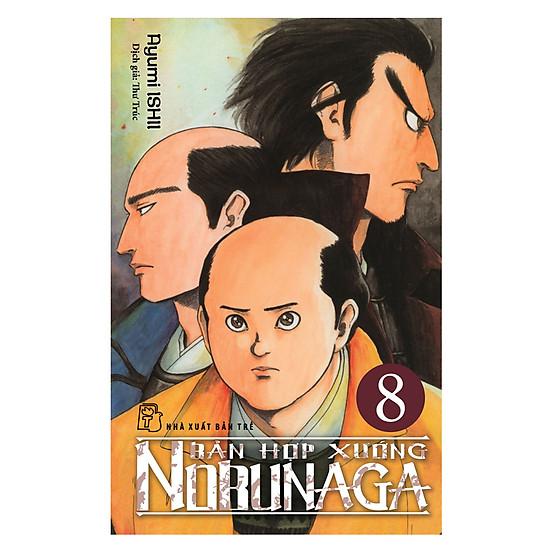 Bản Hợp Xướng Nobunaga (Tập 8)