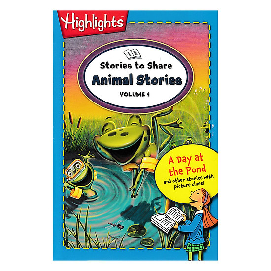On The Go: Stories to Share: Animal Stories Vol. 1