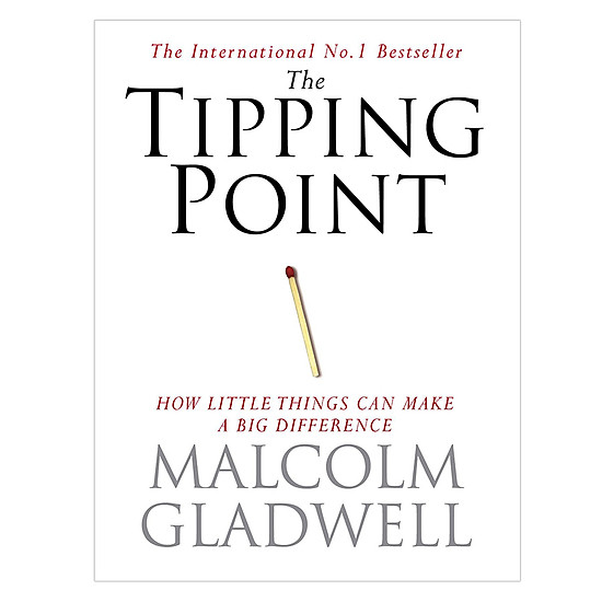 [Download Sách] The Tipping Point - Paperback