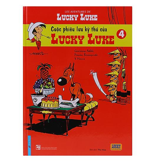 Cuộc Phiêu Lưu Kỳ Thú Của Lucky Luke (Tập 4)