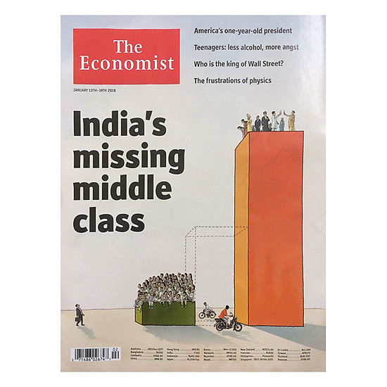 [Download Sách] The Economist: India's Missing Middle Class-02