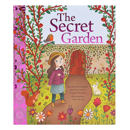 The Secret Garden - Padded Picture Book