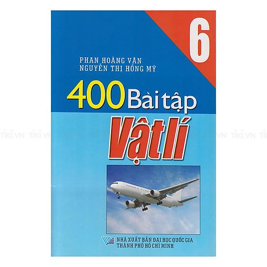 400 Bài Tập Vật Lí Lớp 6