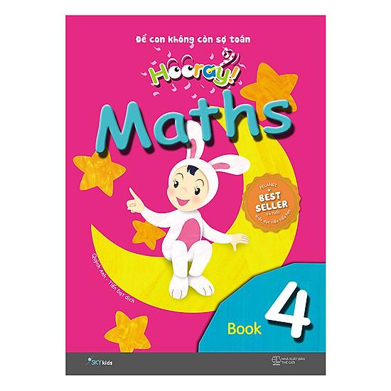 Hooray Math – Đừng Lo Để Cho Con Nghĩ (Book 4)