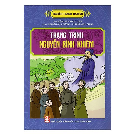 Truyện Tranh Lịch Sử - Trạng Trình Nguyễn Bỉnh Khiêm