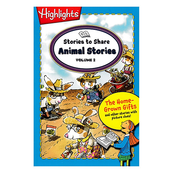 On The Go: Stories to Share: Animal Stories Vol. 2