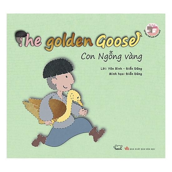 Con Ngỗng Vàng (Song Ngữ Anh - Việt)