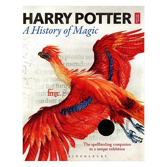 [Download Sách] Harry Potter - A History Of Magic