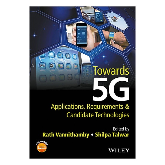 Towards 5G - Applications, Requirements And Candidate Technologies