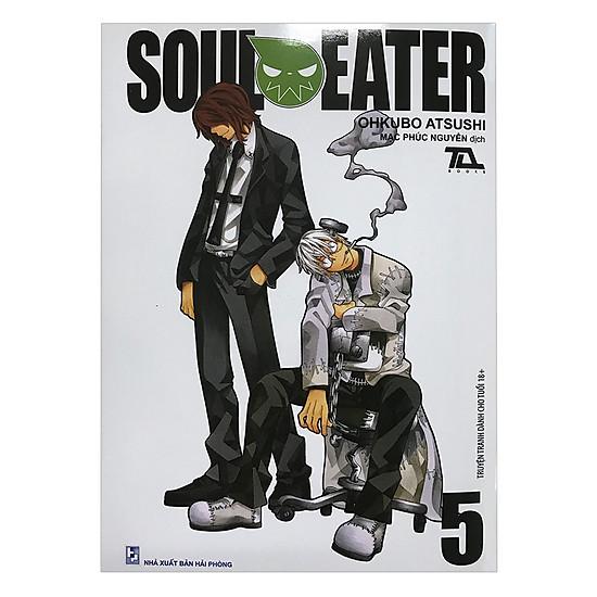 Soul Eater - Tập 5