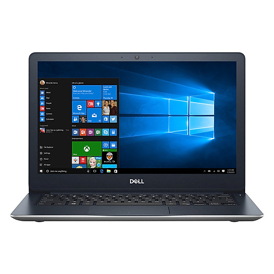 Laptop Dell Vostro V5370 42VN530W01 Core i5-8250U/Win10 (13.3 inch) - Silver - Hàng Chính Hãng