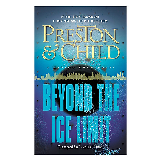 [Download Sách] Beyond The Ice Limit: A Gideon Crew Novel