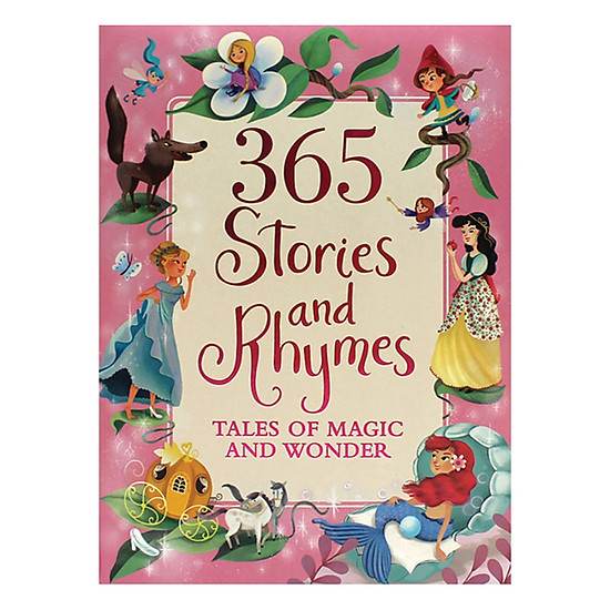 365 Stories And Rhymes (Pink)