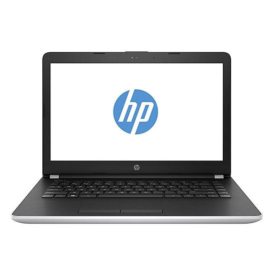 Laptop HP 14-bs111TU 3MS13PA Core i5-8250U/Win10 (14 inch) - Silver - Hàng Chính Hãng