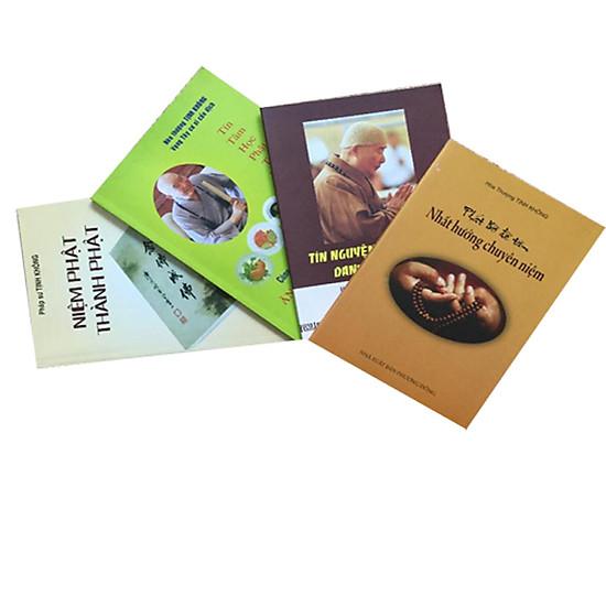 Tịnh Không Pháp ngữ - Phát Bồ đề tâm ( combo 4 cuốn)
