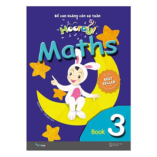 Hooray Math – Đừng Lo Để Cho Con Nghĩ (Book 3)