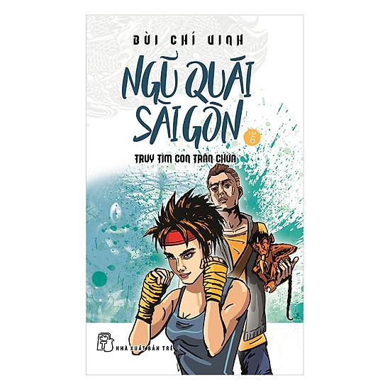Ngũ Quái Sài Gòn (Tập 6): Truy Tìm Con Trăn Chúa