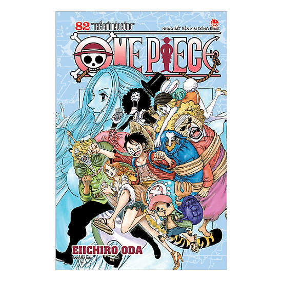 One Piece - Tập 82