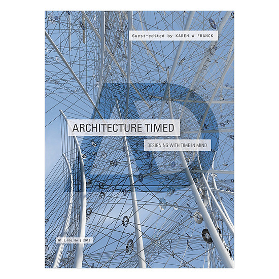 Architecture Timed - Designing With Time In Mind