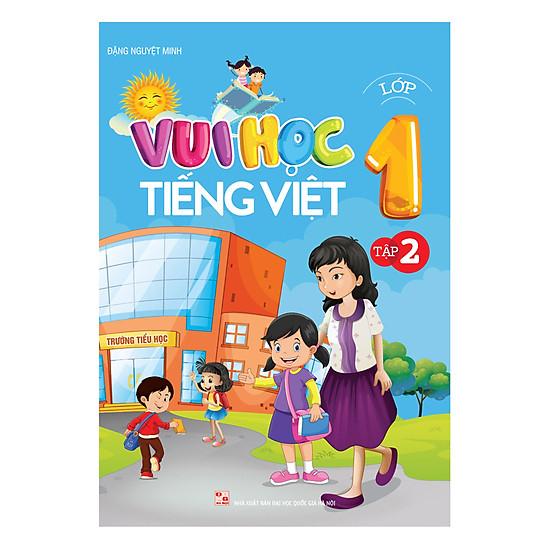 [Download Sách] Vui Học Tiếng Việt Lớp 1 (Tập 2)
