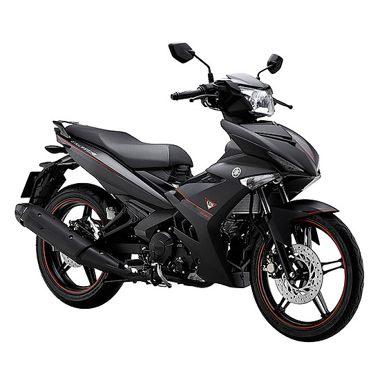 Xe Máy Yamaha Exciter 150 Matte Black 2018=50.990.000 ₫