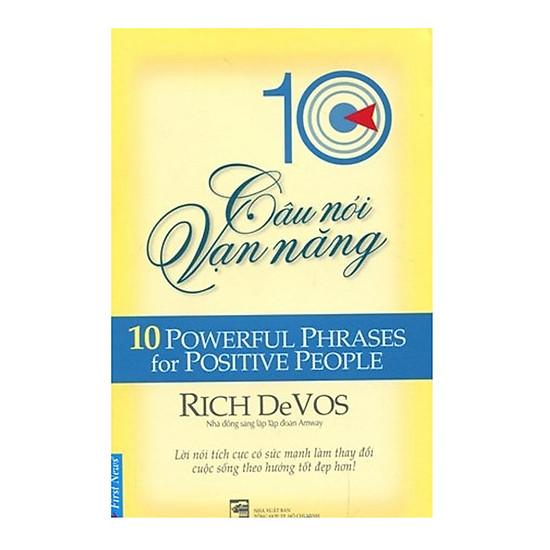 [Download sách] 10 Câu Nói Vạn Năng - Tái Bản