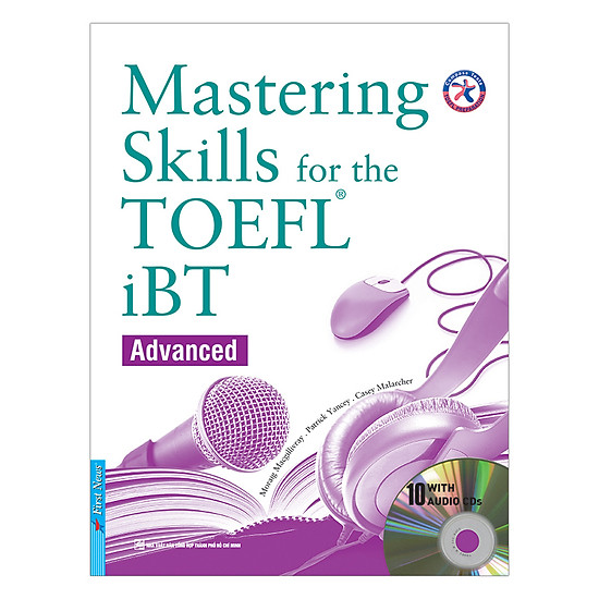 [Download sách] Mastering Skills For The TOEFL IBT