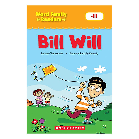 Let's Learn Readers: Bill Will