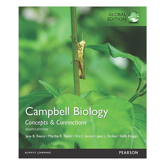 Campbell Biology: Concepts And Connections