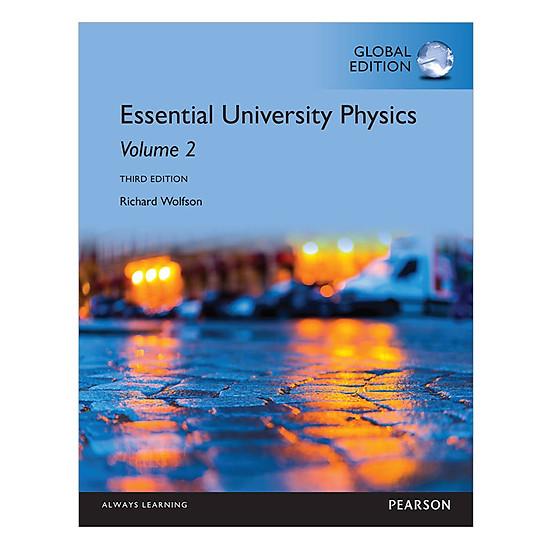 Essential University Physics: Volume 2