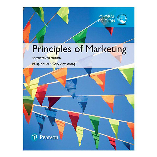 [Download Sách] Principles Of Marketing