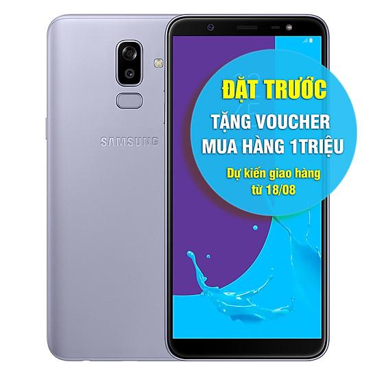 Điện Thoại Samsung Galaxy J8 64GB/4GB (Bản Đặc Biệt) – Hàng Chính Hãng Đang Bán Tại Tiki Trading