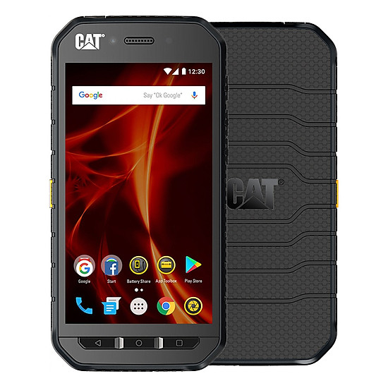 Điện Thoại 2 Sim Chống Nước CAT Phones S41 DS Waterproof Smartphone Unlocked Dual SIM IP68 32 GB 13MP