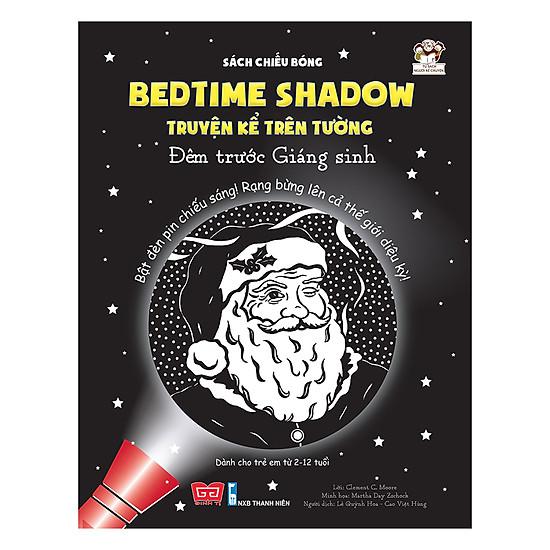 Sách Chiếu Bóng - Bedtime Shadow – Truyện Kể Trên Tường - Đêm Trước Giáng Sinh
