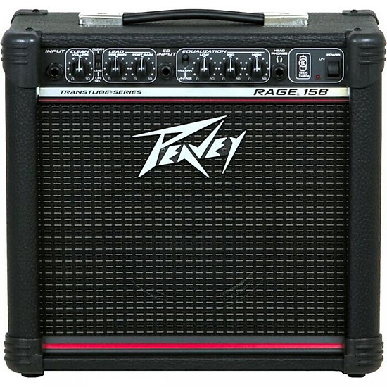 Amply Guitar Peavey Rage 158