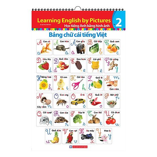 Learing English By Pictures - Học Tiếng Anh Bằng Hình Ảnh (Tập 2)