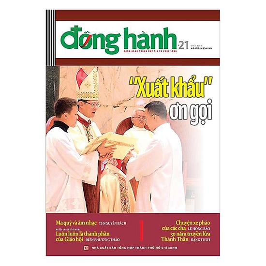 Tạp Chí Đồng Hành Số 21