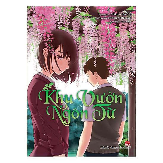 Khu Vườn Ngôn Từ (Phiên Bản Manga)